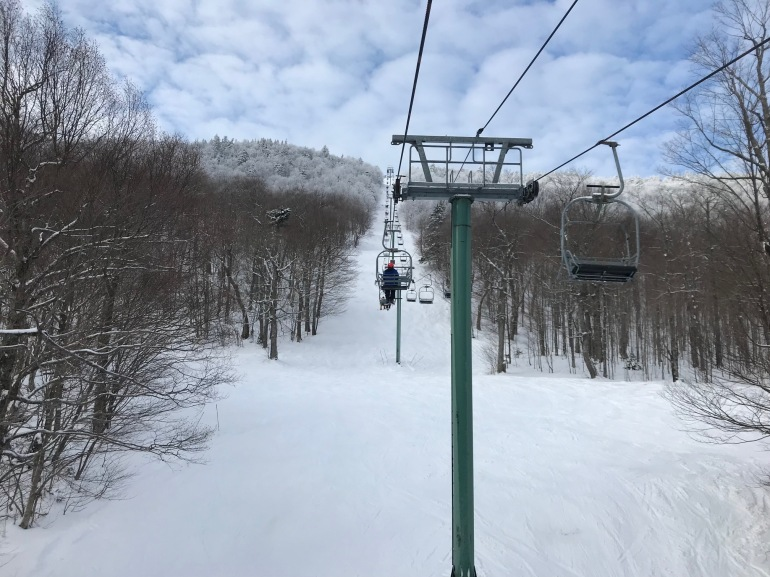 mad river chairlift